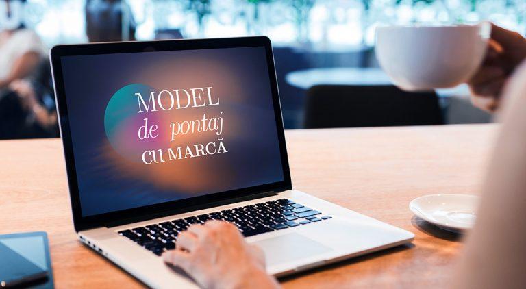 Model pontaj cu marcă Noiembrie 2020 – pentru companii mari